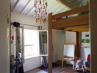 Aix-En-Provence house photo - Bedroom with Mezzanine
