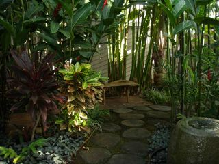 Lahaina condo photo - One of the many quiet meditation spots