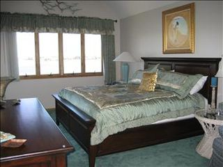 Barnegat Light house photo - Upstairs MasterBedroom