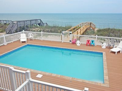 ocean front home  huge with pool and elevator  homeaway kure, kure beach house rental wedding, kure beach house rentals, kure beach house rentals pet friendly