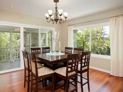 Hollywood villa rental - Dining Room Area