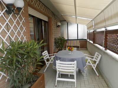 Panoramic penthouse near the center of Perugia only a few kilometers from Assisi