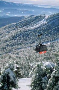 Skiing at Stowe Mountain Resort
