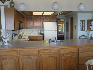 Sequim house photo - Great Kitchenw View