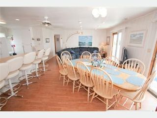 Virginia Beach house photo - Dining Area - table seats 10