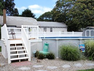Cape May house photo - Pool and Deck