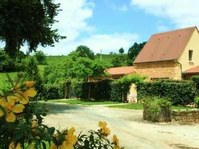 Gite 2 or 4 people with heated pool and wifi in Sarlat quiet