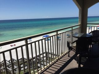 """Sand In My Shoes""~Gulf Front~Amazing Views~30A/3BR/2.5BA~Pool"