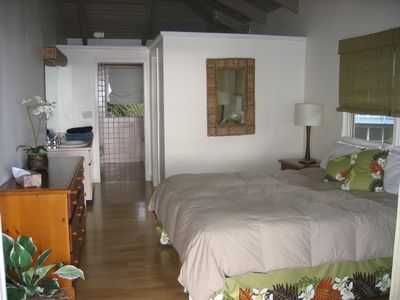 Sunset Beach house rental - Master Bedroom 2