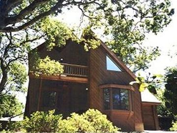 Cambria house rental - POPPY COTTAGE IN THE PINES