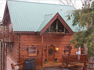 Pigeon Forge cabin rental