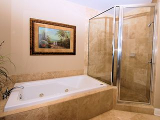 Silver Beach Towers Resort condo photo - Downstairs master bathroom