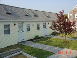 Dennisport cottage photo - Great spot for a cook out after a long day in the Cape Cod sun!