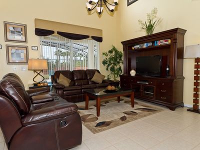 Solana Resort villa rental - Family room