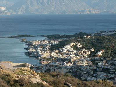 Elounda villa rental - Elounda and the Gulf of Mirabello