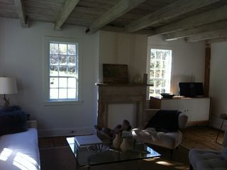 Chatham farmhouse photo - Living Room Main House