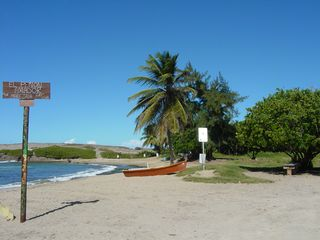 Camuy villa photo - The nearby beach