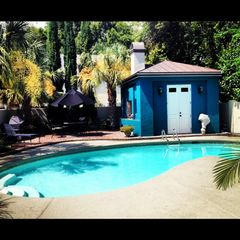 Charleston house photo - amazing in ground, secluded pool