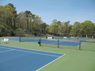 Brewster Ocean Edge Resort condo photo - Tennis Courts