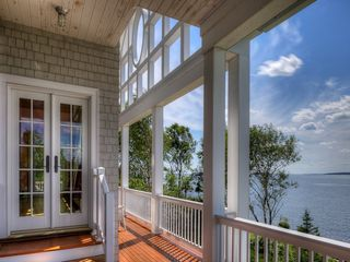 Pemaquid Point cottage photo - View towars Southwest