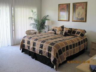 Rancho Mirage condo photo - Calif King Master