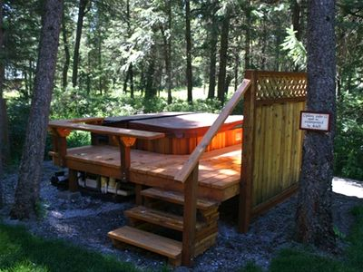 North Star Lodge at Haymoon Resort near Whitefish, Montana & Glacier Park