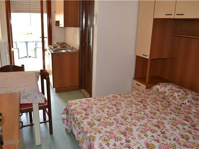 Apartment for 2 persons close to the beach in Rosolina