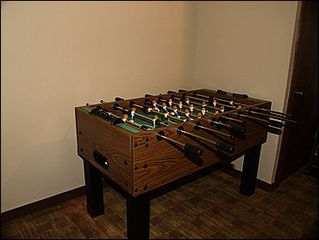 Vail house photo - Foosball Table