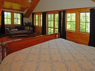 Moultonborough house photo - Another View of Master Bedroom