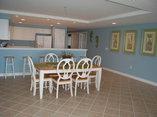 Oceans Pointe Ocean City condo photo - Dining Room View