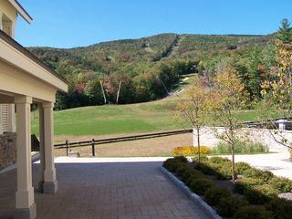 Ludlow condo photo - Okemo Jackson Gore - Adams House - Fall Mountain View