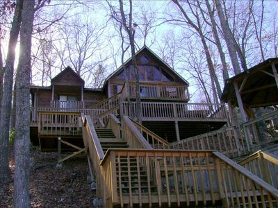 lakehouse with dock july 4th week now open vrbo
