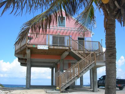 Cayman Brac house rental - Welcome to our Caribbean home