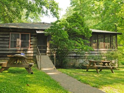 French Lick lodge rental - Cardinal House Lodge