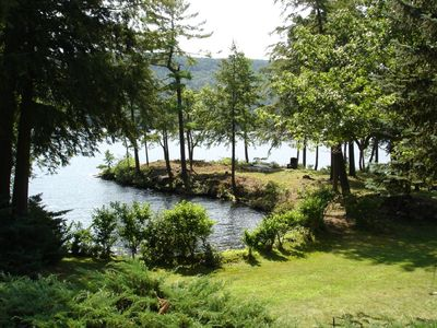 Lake George house rental - Picnic Point