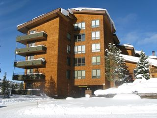 Big Sky condo photo - Indoor heated garage entrance with elevator access to your condo.