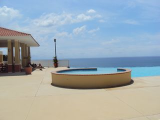 Aguadilla condo photo - Jaccuzzi at Infinity Pool