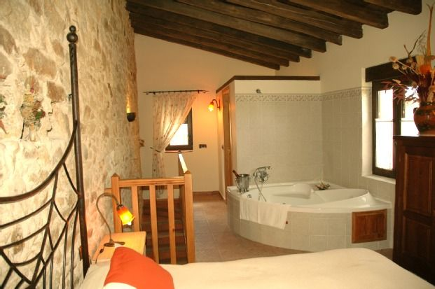 Rural apartment La Quinta del Chocolatero for 14 people