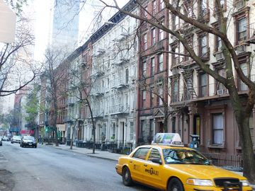 Beautiful block in the heart of Manhattan