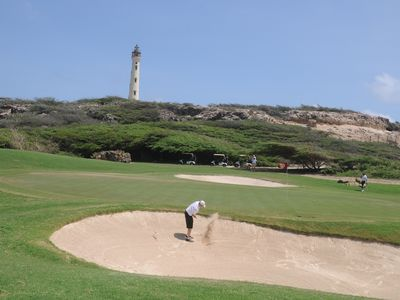 Tierra-del-sol Golf Course. 2.0 miles from condo!