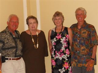 Napili condo photo - Your hosts Gary and Darlene Skinner and Beverly and Bert Pack. Welcome to C-17.