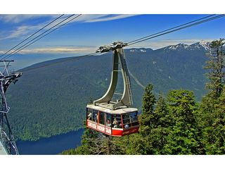 Vancouver apartment photo - Popular Local Attraction: Grouse Mountain, 10 minute drive away