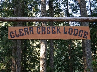 Clear Creek Lodge is an authentic Mt Hood Classic