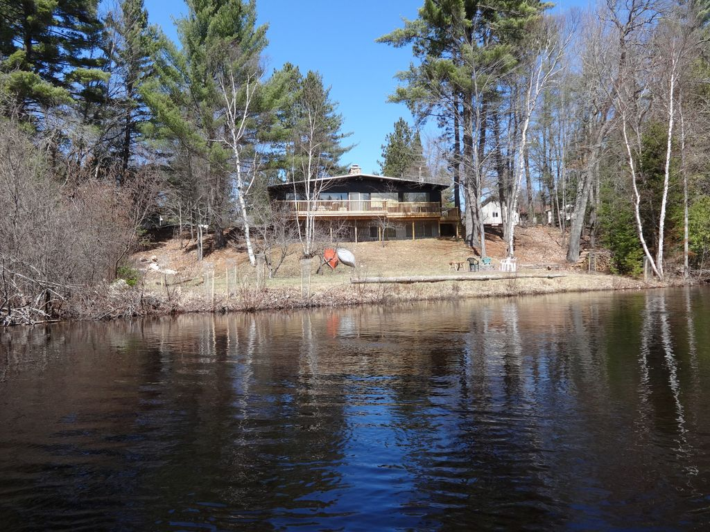 South Branch Ausable River 4 Bedroom 3 Bath Vrbo