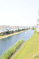 Ocean Isle Beach condo photo - View from back porch