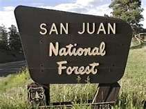 Durango house photo - Blackjack Lodge is located in the San Juan National Forest