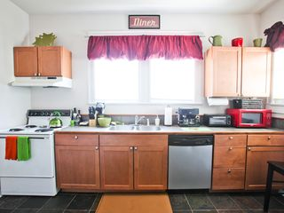 New Orleans apartment photo - Fully stocked kitchen.