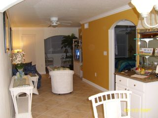 Indian Shores condo photo - Living Area