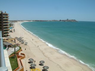 Puerto Penasco condo photo - Balcony view to the east, toward Old Port