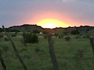 Santa Fe cottage rental - Nm Sunsets Abound